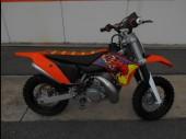 2013 KTM 50SX MINI