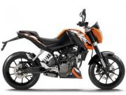 2016 KTM 200 DUKE