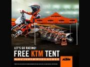 2018 KTM TENT