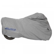 RJAYS MOTORCYCLE COVER LARGE W/RACK